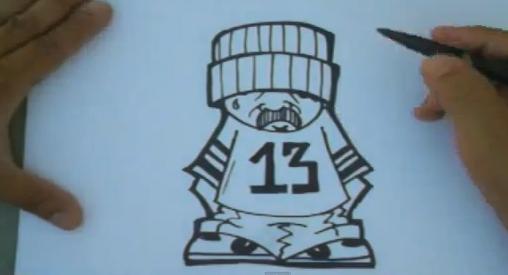 Dibujos de payasos cholos a lápiz para dibujar - Imagui