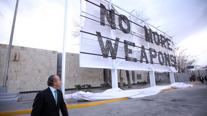 calderon no more weapons