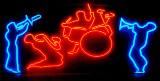 jazz neon