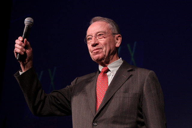 Sen. Chuck Grassley (R-Iowa)