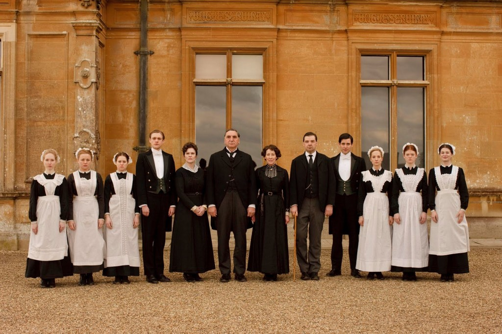 downton abbey service