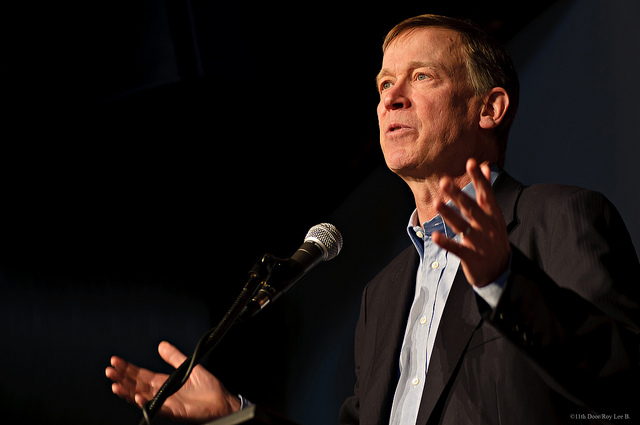 gov. john hickenlooper