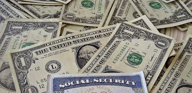 social security dollars