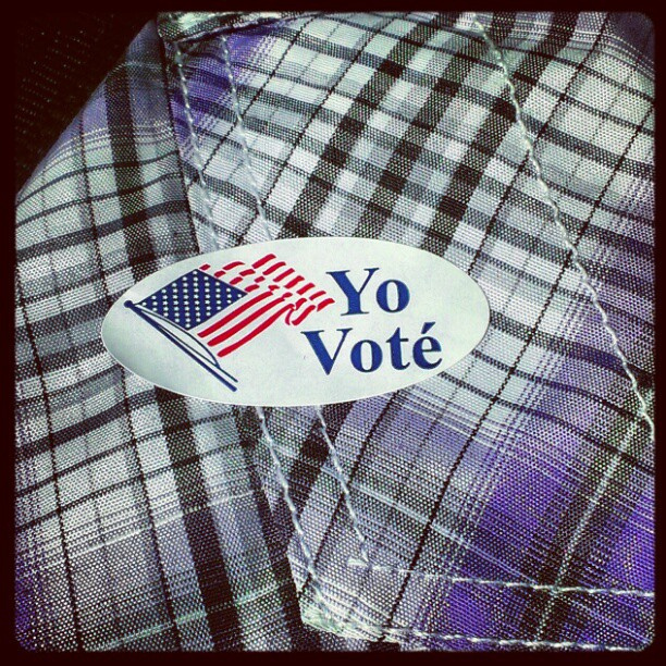 yo vote