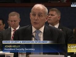 Homeland Security Secretary John Kelly gives Latino lawmakers a slippery story